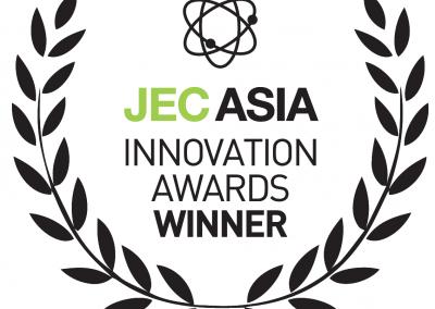 JEC ASIA INNOVATION AWARDS WINNER
