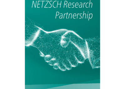 USQ Netszch partnership