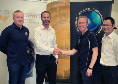 Gilmour Space USQ Research Partnership